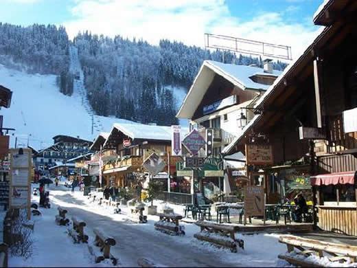 Morzine for Lodges in france