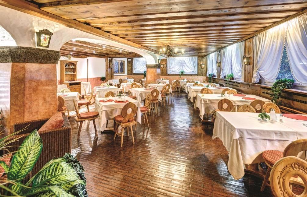 Hotel Parc Victoria Cortina Room Suite